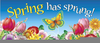 Clipart Spring Into Action Image