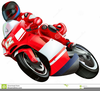 Bike Exhaust Clipart Image