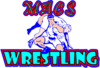 Wrestling Badge Image