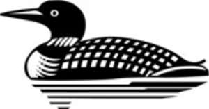 Loon Clip Art Md Loon Image