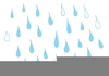 Free Clipart Of Raindrop Image