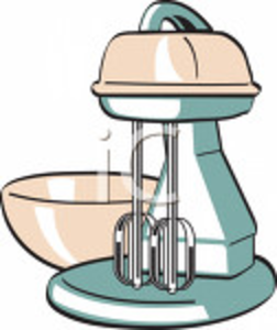 Picture Of A Retro Image Of A Kitchen Blender Image