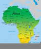 Free Clipart Africa Continent Image