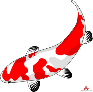 koi clipart free download free images at clker com vector clip rh clker com koi fish clipart black and white