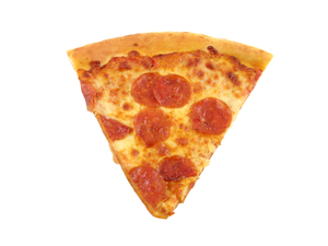Pizza Slice Image