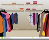 Free Clothes Shopping Clipart Image