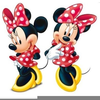 Free Mickey Mouse Halloween Clipart Image