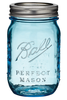 P Ball Mason Jar X Image