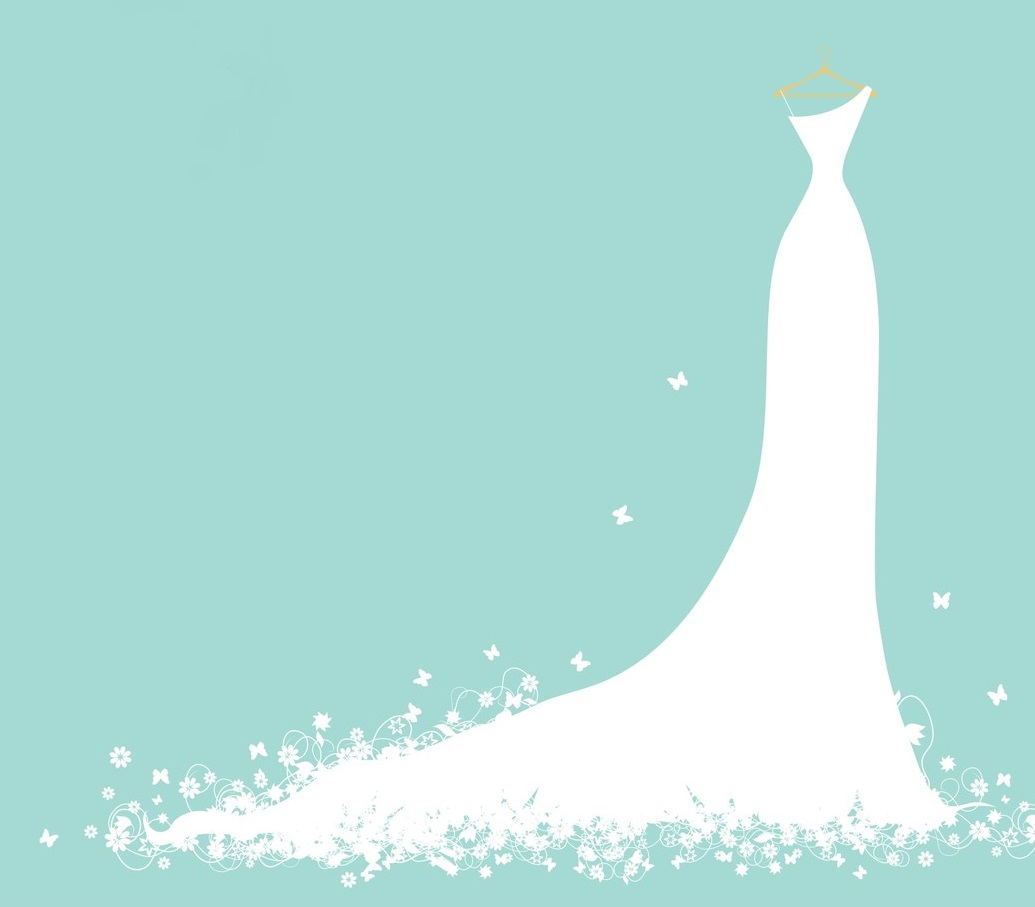 wedding gown clipart free - photo #9