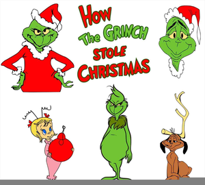dr seuss grinch clipart free images at clker com vector clip art rh clker com grinch clip art black and white grinch clipart free