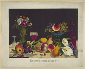 American Prise Fruit No. 1 Image