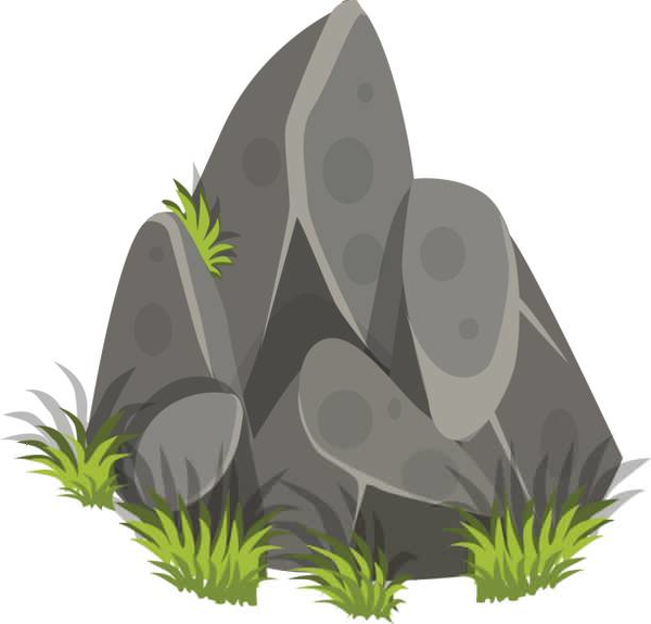 rock clipart black and white free images at clker com vector rh clker com rock clipart desert stone rock clipart images