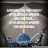 Motorcycle Riding Quotes Image