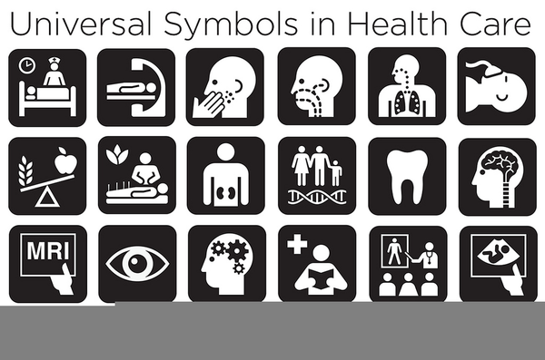 Universal Symbols Healthcare Free Images At Clker Vector
