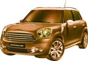 Countryman Cut Out Image