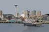 Uss John Paul Jones (ddg-53) Arrives At Seattle, Wash. For Seafair Fleet Week 2003 Clip Art