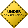 Under Construction Sign Clip Art