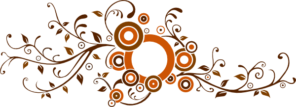 Orange Vine Leaf Clip Art At Clker Com Vector Clip Art