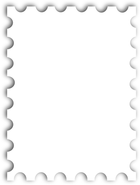 blank postage stamp template kb clip art at vector clip art online royalty free. Black Bedroom Furniture Sets. Home Design Ideas