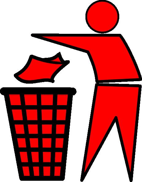 Waste Clip Art At Clker Com Vector Clip Art Online