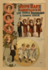 Joseph Hart Vaudeville Co. Direct From Weber & Fields Music Hall, New York City. Clip Art
