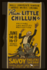 Hall Johnson S Famous Negro Music-drama  Run, Little Chillun  Original Los Angeles Production. Clip Art