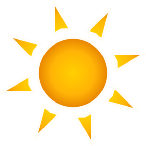 sun clip art at clker com vector clip art online royalty free rh clker com clipart of sun and moon clipart of sun and moon