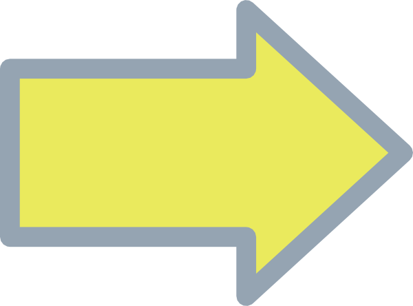 clipart yellow arrow - photo #3