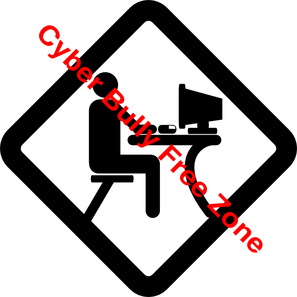 No Cyber Bullying Clip Art at Clker.com - vector clip art ...