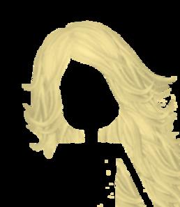 Blonde Hair Clip Art at Clker.com - vector clip art online ...