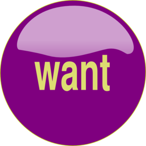 Want Button Clip Art