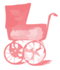 Baby Carriage Vintage Image Graphicsfairypk Clip Art