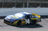 The Navy Sponsored Nascar Busch Series No. 14 Chevrolet Monte Carlo, Driven By Casey Atwood Races For The Finish Line To Place In The Top Ten Of The Winn-dixie 200 Race Clip Art