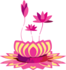 Depositphotos Lotus Pattern Clip Art