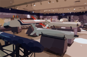 The U.s. Naval Museum Of Armament And Technology Give Visitors A Unique Look At The Developing History Of Modern Naval Aviation Armament. Clip Art
