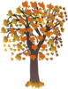 Maple Tree Clip Art
