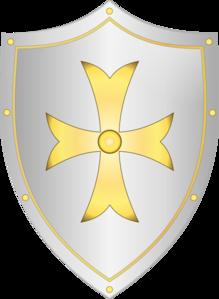Medieval Shield Clip Art at Clker.com - vector clip art online ...