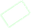 Green Stamp Clip Art