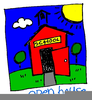 Free Clipart Open House Image