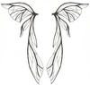 Heart With Angel Wings Clipart Image