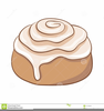 Free Clipart Of Sticky Buns Image