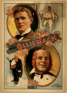 The Original Ollie Mack Image