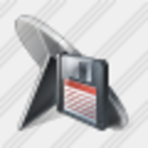 Icon Office Button2 Save Image