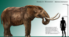 High Res Mastodon Rendering Image
