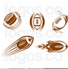 Football Ball Clipart Image