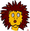 Clipart Of Lions Head Image