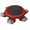 Shadow The Hedgehog Air Saucer Image