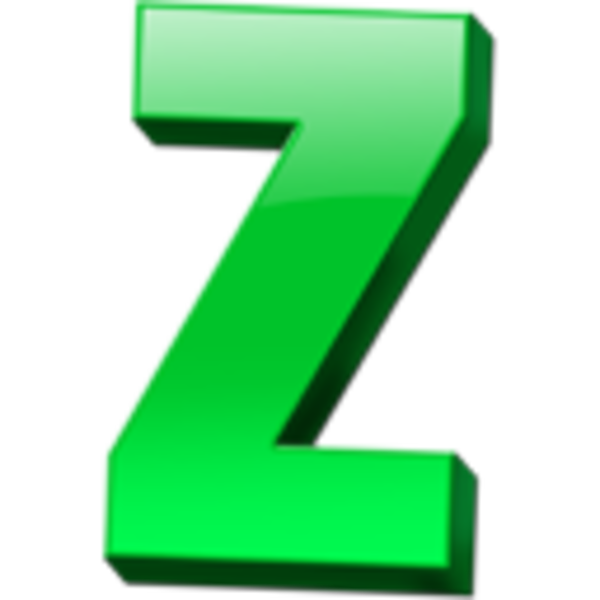 Pin The Letter Z Free Clip Art on Pinterest
