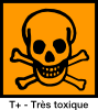 Very Toxic Sign Symbol Clip Art