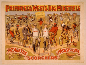 Primrose & West S Big Minstrels Always Up To Date. Image